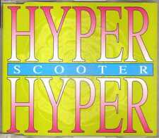 Scooter - Hyper Hyper (First Version) - CDM - 1994 - Trance Happy Hardcore