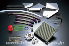 HKS  S type OIL COOLER KIT FOR Lancer Evolution IX CT9A (4G63 MIVEC)