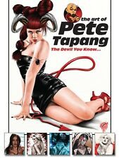 THE ART OF PETE TAPANG - The Devil You Know *NM/M*