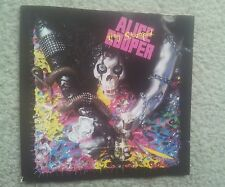 Alice Cooper Hey stoopid 1991 Collectors Edition CD à Bad condition!