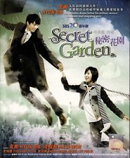 SECRET GARDEN KOREAN DRAMA (5 DVD) Region 3  _ Excellent English Sub  Box Set