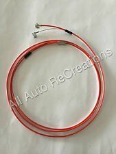 Holden LH LX Torana SLR5000 Interior Light Wiring Figure 8 Orange & White Wire