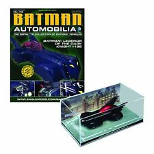 Batman Legends Dark Knight #198 ~ Batmobile Die-Cast with #73 Collector Magazine