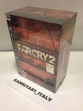 FAR CRY 2 COLLECTOR'S EDITION - SONY PS3 - NUOVO SIGILLATO VERSIONE ITA