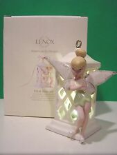 LENOX Disney PIXIE BRIGHT LIGHTED figurine NEW in BOX with COA Tinkerbell