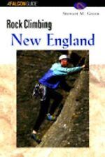 Rock Climbing New England (A Falcon Guide), Green, Stewart M., Acceptable Book