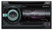 Sony WX-900BT - Doppel-DIN CD/MP3-Autoradio mit Bluetooth / iPod / AUX-IN / USB