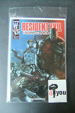 7.0 FN/VF  RESIDENT EVIL  # 2 GERMAN EURO VARIANT DELL OTTO WP YOP 2001