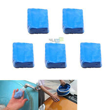 5Pcs Magic Clay Bar Car Auto Cleaning Remove Marks Paint Detailing Wash Cleaner