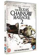 The Texas Chainsaw Massacre 2 - DVD