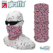 G387 Union Jack UK Flag Headgear Neckwarmer multifunctional Bandana Headband