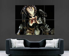 PREDATOR POSTER FILM MOVIE CINEMA CLASSIC  ART WALL LARGE IMAGE