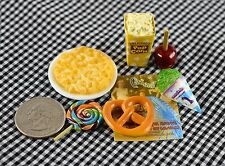 Re-ment Meal Carnival Set Miniature Food New Dollhouse Accessories 1/6 Scale