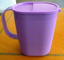Tupperware Free Shipping Oval Pitchet 1 L. Purple color