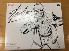 Marvel Legends STAN LEE Spider-Man SDCC Exclusive Action Figure Marvel Hasbro