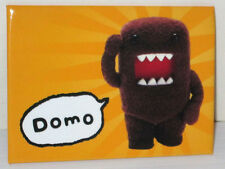DOMO JAPAN CHARACTER IMAGE METAL MAGNET JAPANESE  ICON 2007