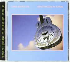 DIRE STRAITS - BROTHERS IN ARMS: REMASTERED CD ALBUM (1996)
