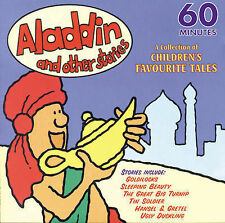 Aladdin and Other Stories by CYP Ltd (CD-Audio, 2002)