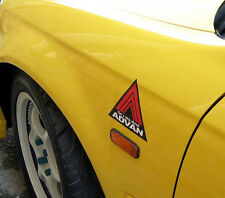 Advan Racing Stickers Decals Honda JDM Honda S2000 DC5 DC2 EK9 EP3 FN2 FD2 ATR