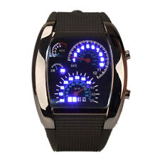 LED Backlight Military Wrist Watch Sports Meter Dial Watches for Men