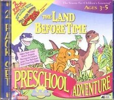 Land Before Time Animated Preschool Adventure with Berenstain Bears Bonus  NEW