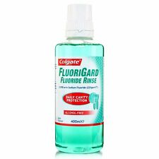 Colgate Fluorigard Alcohol-Free Daily Rinse 400ml - Fast Shipping - Great Price