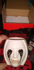 American Horror Story Crying Nun Ceramic Pencil Holder Horror Block