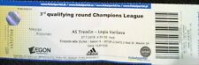 TICKET UEFA CL 2016/17 AS Trencin - Legia Warschau