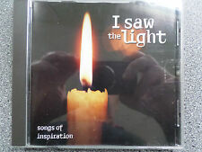 I SAW THE LIGHT SONGS OF INSPIRATION - VARIOUS ARTISTS -  CD - ALBUM