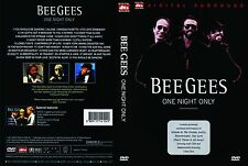 BeeGees: One Night Only  (DVD,All,Sealed,New,Keep Case)