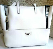 NEW GUESS Shoulder Bags Handbags (Large White) RPP $189 Valentines Gift Idea
