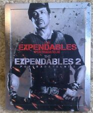 EXPENDABLES I & II STEELBOOK LIMITED COLLECTOR'S EDITION