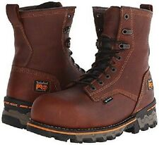 New Timberland PRO Men's 8 Inch Boondock Composite Toe Work Boot 092671214 Sz 14