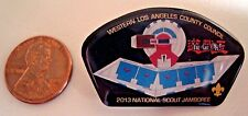 Western Los Angeles Council 2013 Jamboree MALIBU 566 OA DUEL DISK PIN Yu-Gi-Oh!