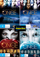 Once Upon A Time Series - COMPLETE Season 1 2 3 4 : NEW DVD