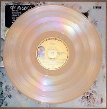 LED ZEPPELIN IV 4, MARBLED CREAM COLORED VINYL LP BRAZILIAN IMPORT