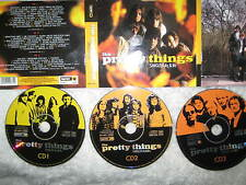3 CD Digipak The Pretty Things ‎– Singles As & Bs --- Garage Punk Rock