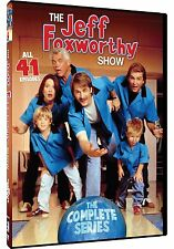 The Jeff Foxworthy Show Complete Series DVD Set TV Season 1 2 Collection Family