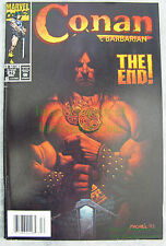 Conan #275 The End! Last Issue 1970 Series VHTF NEWSSTAND Variant BIG PICS!