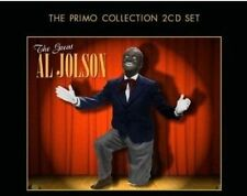 The Great Al Jolson: the Primo Collection New CD