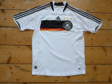 GERMANY FOOTBALL shirt MEDIUM 2008 GERMAN SOCCER JERSEY maglia camiseta EURO 16