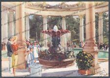 PISTOIA MONTECATINI TERME 77 Illustratore ALDO RAIMONDI Cartolina