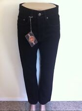PLAYBOY JEANS BLACK IN COLOR  CLASSIC WAIST SIZE 25X30  NEW WITH TAGS !!