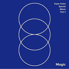K-pop Super Junior - Special Album Part 2 [MAGIC]  (SJU01SPP2)