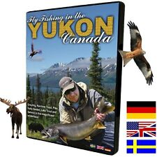 Angeln/Natur DVD: Flyfishing in the Yukon (Fliegenfischen in der Wildnis Kanadas