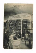 63 CPA CLERMONT FERRAND EXPOSITION 1910 STAND TEISSET KESSLER