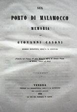 VENEZIA PORTO DI MALAMOCCO