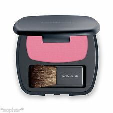 bare Minerals Escentuals READY Blush/Blusher Compact THE FAUX PAS Blushing Pink