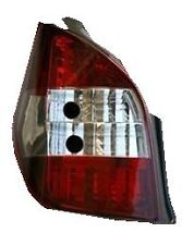 Citroen C2 03-10 Back Rear Tail Lights Lamps Indicator Spare Part Red Clear
