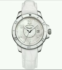 WA0125 NEW Genuine Thomas Sabo S/S IT Girl White Leather Watch £235